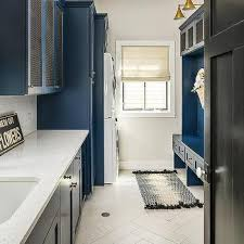 blue laundry room and mudroom cabinets l a u n d r y pinterest