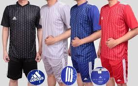desain kaos futsal jepang jual japan baju kaos stelan setelan jersey futsal sepak bola adidas