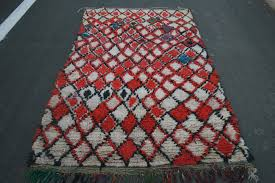 Rugs From Morocco Handmade Azilal Rug From Morocco Gorgeous Workmanship Moroccan
