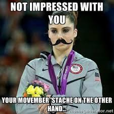 Handlebar Mustache Meme - best of handlebar mustache meme 11 movember moustache memes for a