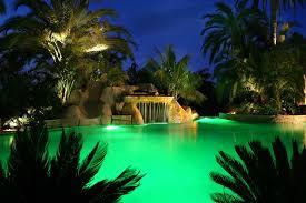 pool lighting create magic with lighting distinctions
