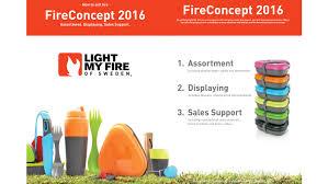 You Light My Fire Light My Fire Sales Tool 2016