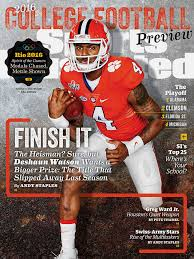 2016 sports illustrated covers