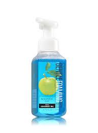 Sabun Wish beautiful day gentle foaming soap bath works