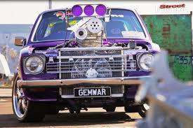 rattletrap car video war machine u2013 check out this insane ls1 gemini street machine