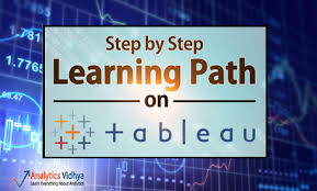 tableau visualization tutorial step by step resource guide to learn tableau