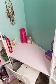 10 diy kids u0027 desks for art craft and studying shelterness