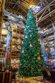Disney Musical Christmas Tree Holidays At Wdw Disneyways