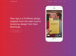 free designs for the prophoto theme