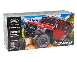 jeep rock crawler flex trx 4 1 10 scale trail rock crawler w land rover defender body