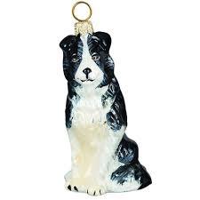collie jtw ornament