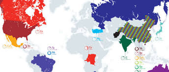 most high tech countries how a handful of countries control the earth s most precious materials