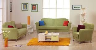 canapé 2 places fauteuil assorti decoration canapé vert olive 2 places fauteuils assortis tapis
