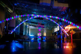 glow in the decorations amazing glow in the party decorations ideas party ideas hq