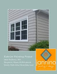 blue lace benjamin moore jannino painting design massachusetts projects