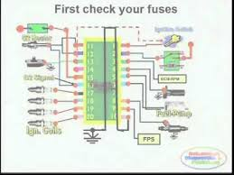circuit detection wiring diagram 1