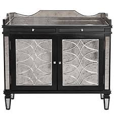 Mirrored Bar Cabinet Z Gallerie Salvatore Antiqued Mirrored Bar Cabinet By Zgallerie