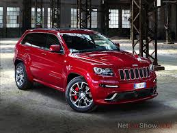 jeep grand cherokee srt red jeep grand cherokee srt 8 photos photogallery with 42 pics