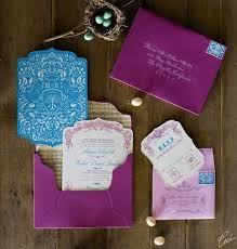 Indian Wedding Invitations Cards Unconventional Indian Wedding Invites