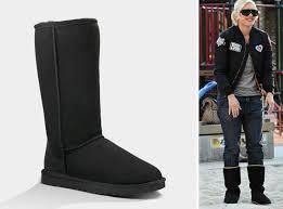ugg s boots black gwen stefani and longoria still uggs stylefrizz