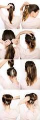 diy wedding hair chestnut bun tutorial u2013 long hairstyles how to