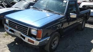mitsubishi mighty max mini truck 1988 mitsubishi mightymax youtube