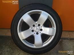 mercedes 17 inch rims mercedes e500 17 inch genuine alloy wheels for sale in carramar