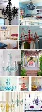 Chandelier Covers Sleeves 25 Best Spray Painted Chandelier Ideas On Pinterest Paint