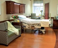 specifying flooring for healthcare environments