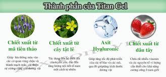 cách sử dụng gel titan hiệu quả zex com vn