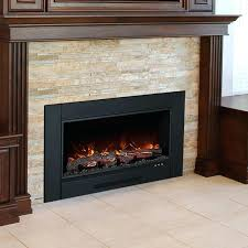 duraflame electric fireplace insert reviews best electric fireplaces inserts ideas