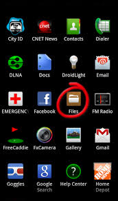 on android how to find downloaded files on android cnet
