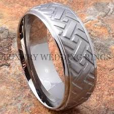 tire wedding ring titanium s wedding band ring tire design size 6 13 ebay