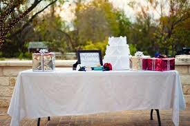 wedding gift table ideas gift table for wedding collection trendy mods