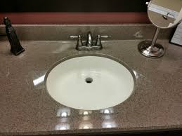 Sink Top Vanity Image Of Modern Cultured Marble Sinks Countertops Bathroom