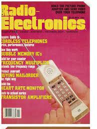 radio electronics magazine 11 november 1982 television