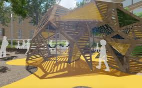 playground design gallery of ontario playground design released earthscape play
