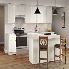 home depot kitchen base cabinets courtland base cabinets in white kitchen the home depot