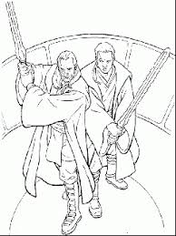 super coloring pages of star wars to color and print free