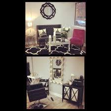 parlour salon vintage inspired decor skincare spa hair salon