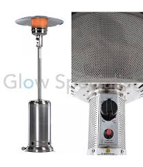 Stainless Steel Patio Heater Patio Heater Stainless Steel Glow Specialist Glow Specialist