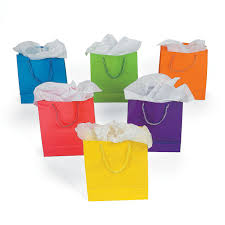 where to buy goodie bags express medium neon gift bags 1 dozen 9 inch
