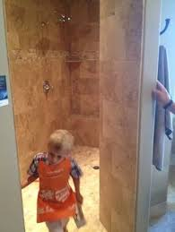 like the walk in shower with no door master bathrooms