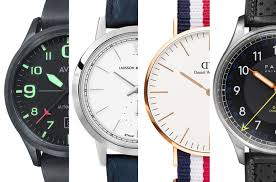 the best watches under 500 most stylish affordable timepieces