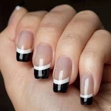 21 fancy french manicure designs naildesignsjournal com