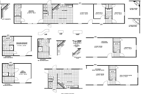Dual Master Bedroom Floor Plans Blazer Extreme 76 C