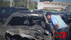 bmw dealership cars arsonist arrested after setting cars on fire at santa monica bmw