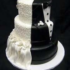 black and white wedding cakes southern blue celebrations black white wedding cake ideas