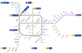 Metro Viena Map by Brussels Subway Map Travel Map Vacations Travelsfinders Com