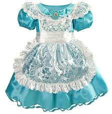 Disney Store Halloween Costumes Disney Store Alice Wonderland Halloween Costume Dress Size Xs 4